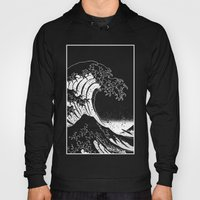 Hokusai, The Great Wave Hoody