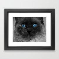 CATTURE Framed Art Print
