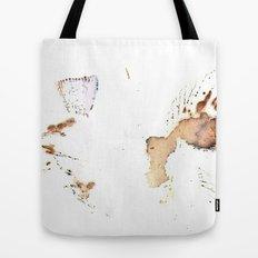 Flower Impression Tote Bag