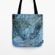 Time has come Tote Bag