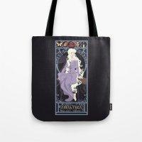 Amalthea Nouveau - The L… Tote Bag
