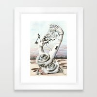 080714 Framed Art Print