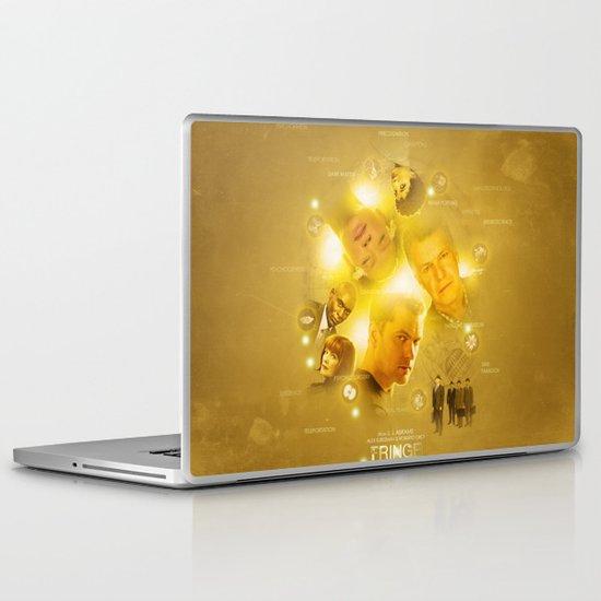 FRINGE - Science Laptop & iPad Skin