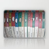 Honesty is the first chapter in the book of wisdom. Laptop & iPad Skin