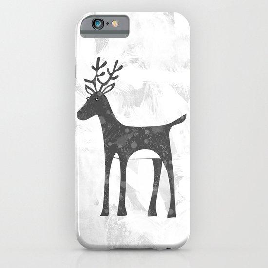 Genevieve's Reindeer iPhone & iPod Case