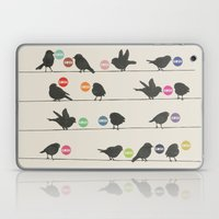 Birdsong_Gosh By Garima … Laptop & iPad Skin