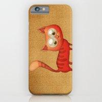 Cute Cat iPhone 6 Slim Case