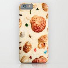 Missing the beach! iPhone 6s Slim Case
