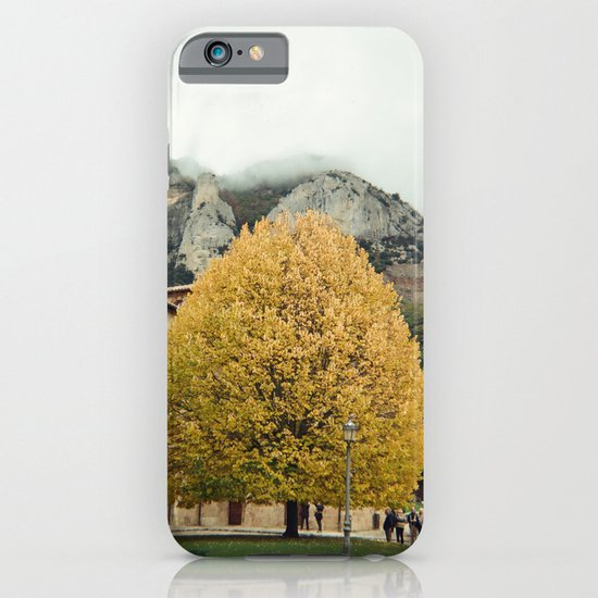 autumn tree iPhone & iPod Case