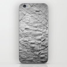 Smile on toilet paper iPhone & iPod Skin