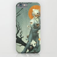 Aboard A Dying Construct iPhone 6 Slim Case