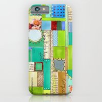 iPhone & iPod Case featuring Iphonecase9 by Cathy Bluteau of Cathy Michaels Design