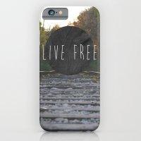 Live Free iPhone 6 Slim Case