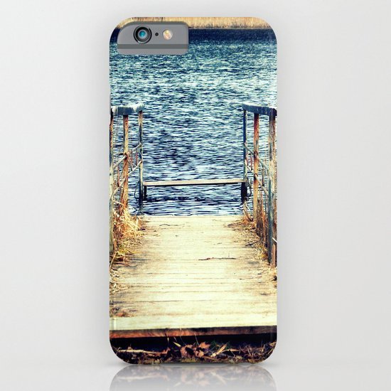 blue water iPhone & iPod Case