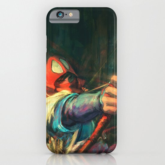 The Young Man from the East iPhone & iPod Case