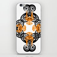 PATTERN 3 iPhone & iPod Skin