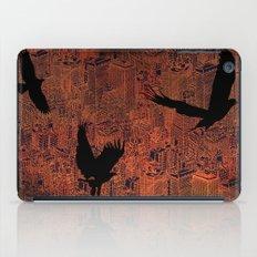 Ecotone (night) iPad Case