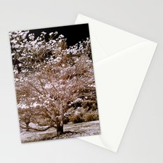 Tree by Moonlight Stationery Cards