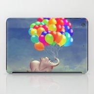 Cute  Illustration Of A … iPad Case
