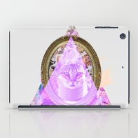 Mirror mirror on the wall who's the fairest of them all iPad Case