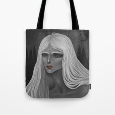 The Moon and Her Tote Bag