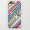 Color Stripes iPhone & iPod Case