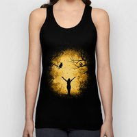 Changing Times Unisex Tank Top
