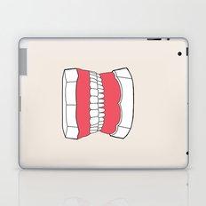 Uzual Teeth Laptop & iPad Skin