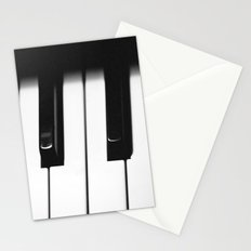 Piano Part 1 Stationery Cards