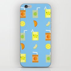 Juice Pattern  iPhone & iPod Skin