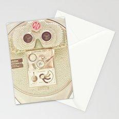 Beach Binoculars Stationery Cards