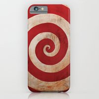 Sideshow Carnival Spiral iPhone 6 Slim Case