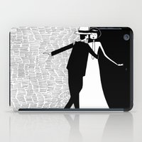 night and day, you are the one iPad Case