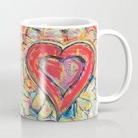 Jasper Heart Mug