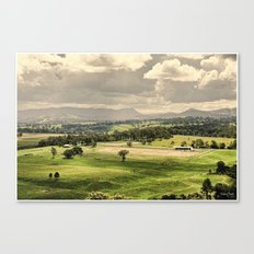 Feilds of dreams Canvas Print