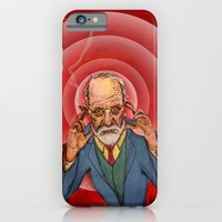 iPhone & iPod Case featuring Herr Doktor by Davel F. Hamue