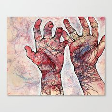 Impulses Canvas Print