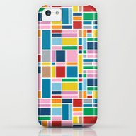 Stained Glass W iPhone 5c Slim Case