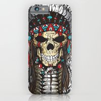 WAR BONNETT iPhone 6 Slim Case