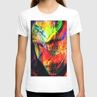 graffiti T-shirts featuring Graffiti !! by shiva camille