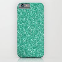 Schoolyard Aviation Green iPhone 6 Slim Case