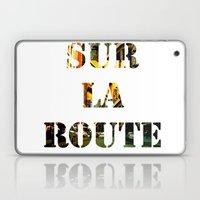 Sur La Route Laptop & iPad Skin