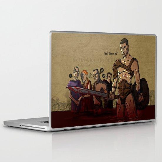 Spartacus Laptop & iPad Skin