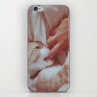 Love Bites iPhone & iPod Skin
