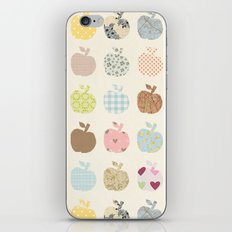 apples galore iPhone & iPod Skin