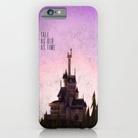 iPhone & iPod Case featuring Castle by mawk