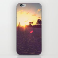 Life's A Beach iPhone & iPod Skin