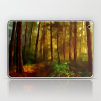 Morning In The Woods - P… Laptop & iPad Skin