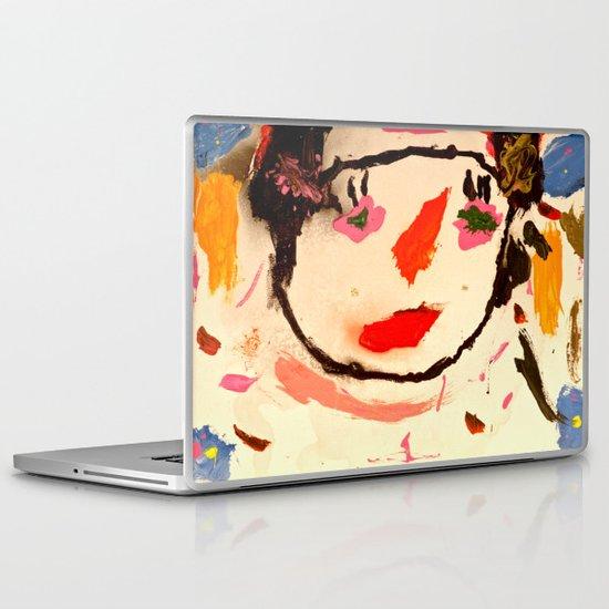 Carly Laptop & iPad Skin