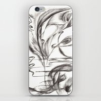 Feather Lover iPhone & iPod Skin